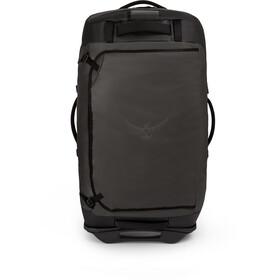 Osprey Rolling Transporter 90 Duffel Bag, black